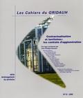 Jean-Philippe Brouant - Contractualisation et territoires - Les contrats d'agglomération.