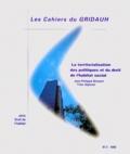 Jean-Philippe Brouant - La territorialisation des politiques et du droit de l'habitat social.