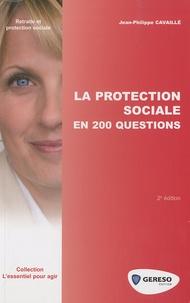 Histoiresdenlire.be La protection sociale en 200 questions Image