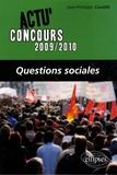 Jean-Philippe Cavaillé - Questions sociales.