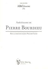 Jean-Philippe Cazier et Marlène Benquet - Abécédaire de Pierre Bourdieu.