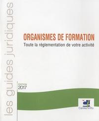 Jean-Philippe Cépède et Julien Nizri - Organismes de formation - Toute la réglementation de votre activité.