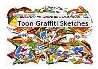 Jean-philippe Christian et Jocelyn Christopher - Toon graffiti skethes - Tinytoon 2019.