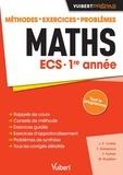 Jean-Philippe Cortier et François Delaplace - Maths ECS 1e année.
