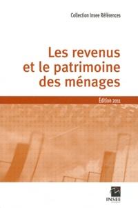 Jean-Philippe Cotis - Les revenus et le patrimoine des ménages.