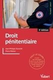 Jean-Philippe Duroché et Pierre Pédron - Droit pénitentiaire.