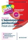 Jean-Philippe Duroché - Pass'Foucher - L'Administration Pénitentiaire pour les concours.