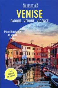 Jean-Philippe Follet et Nathalie Campodonico - Venise - Padoue et la Brenta, Vicence, Vérone. 1 Plan détachable
