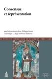 Jean-Philippe Genet et Dominique Le Page - Consensus et représentation.