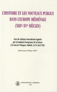 Jean-Philippe Genet - .