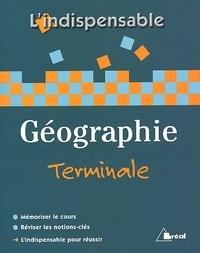 Jean-Philippe Grille - Géographie Terminales L, ES et S.