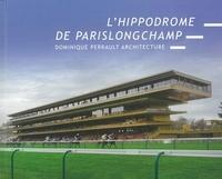 Jean-Philippe Hugron - L'hippodrome de ParisLongchamp - Dominique Perrault Architecture.