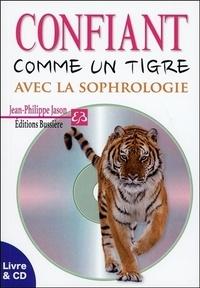 Histoiresdenlire.be Confiant comme un tigre avec la sophrologie Image