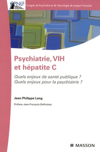 Rhonealpesinfo.fr Psychiatrie, VIH et hépatite C - Quels enjeux de santé publique ? Quels enjeux pour la psychiatrie ? Image