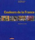 Jean-Philippe Lenclos et Dominique Lenclos - Couleurs de la France - Géographie de la couleur.