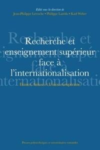 Era-circus.be Recherche et enseignement supérieur face à l'internationalisation - France, Suisse et Union européenne Image