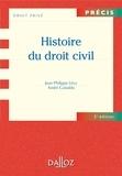 Jean-Philippe Lévy et André Castaldo - Histoire du droit civil.