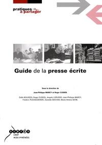 Guide de la presse écrite - Jean-Philippe Marcy |