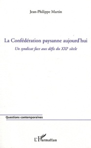 Deedr.fr La Confédération paysanne aujourd'hui - Un syndicat face aux défis du XXIe siècle Image