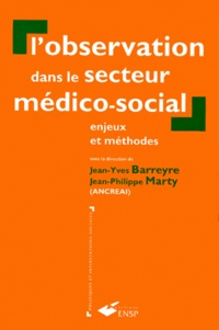 Jean-Philippe Marty et Jean-Yves Barreyre - .
