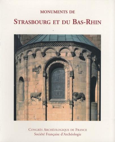 Jean-Philippe Meyer - Monuments de Strasbourg et du Bas-Rhin.