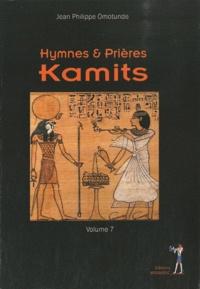 Jean-Philippe Omotunde - Hymnes et prières Kamites.