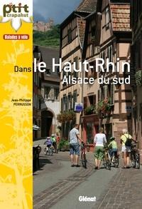 Balades à vélo dans le Haut-Rhin- Alsace du sud - Jean-Philippe Perrusson pdf epub