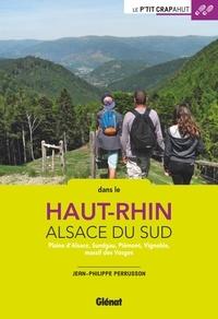Jean-Philippe Perrusson - Dans le Haut-Rhin, Alsace du Sud - Plaine d'Alsace, Sundgau, Piémont, vignoble, massif des Vosges.