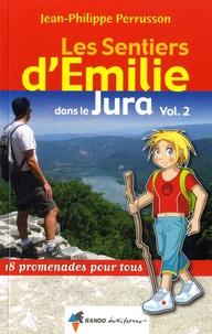 Galabria.be Les sentiers d'Emilie dans le Jura - Tome 2 Image