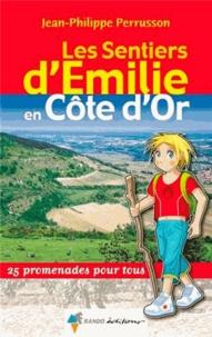 Deedr.fr Les sentiers d'Emilie en Côte-d'Or - 25 promenades pour tous Image