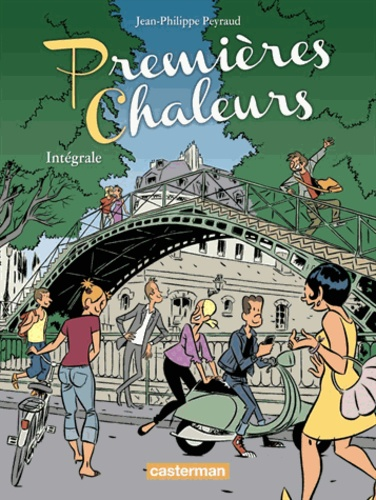 Jean-Philippe Peyraud - Premières Chaleurs Intégrale : .