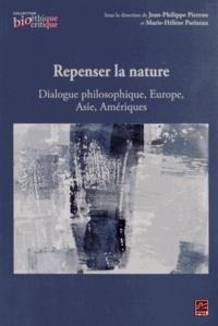 Jean-Philippe Pierron et Marie-Hélène Parizeau - Repenserlanature - Dialoguephilosophique, Europe,Asie,Amériques.