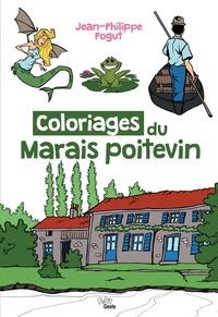 Meilleurs livres epub gratuits à télécharger Coloriages du Marais poitevin par Jean-Philippe Pogut FB2 RTF CHM en francais