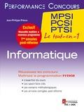 Jean-Philippe Preaux - Informatique 1re année MPSI, PCSI, PTSI.