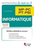 Jean-Philippe Preaux - Informatique 2e année MP, PC, PT, PSI.