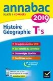 Jean-Philippe Renaud - Histoire-Géographie Tle S - Sujets et corrigés.