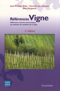 Références Vigne- Références technico-économiques de systèmes de conduite de la vigne - Jean-Philippe Roby | Showmesound.org