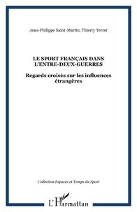 Jean-Philippe Saint-Martin et Thierry Terret - .