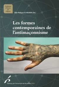 Ebooks pdf text download Les formes contemporaines de l'antimaçonnisme ePub PDB