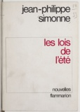Jean-Philippe Simonne - Les lois de l'été.