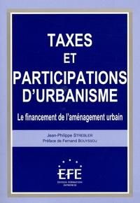Taxes et participations durbanisme - Le financement de laménagement urbain.pdf