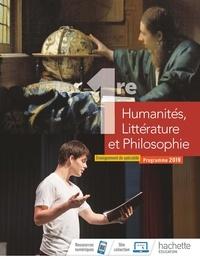 Jean-Philippe Taboulot et Olivier Himy - Humanités, Littérature et Philosophie 1re - Enseignement de spécialité.
