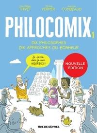 Jean-Philippe Thivet et Jérôme Vermer - Philocomix - tome 1 - Nouvelle édition.
