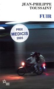 Ebook gratuit pour le téléchargement ipod Fuir  - Suivi de Ecrire, c'est fuir (Litterature Francaise)  9782707320957