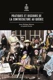 Jean-Philippe Warren et Andrée Fortin - Pratiques et discours de la contreculture au Québec.