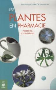 Les plantes en pharmacie - Propriétés et utilisations.pdf