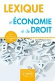 Jean-Philippe Zanco - Lexique d'Economie et de Droit.