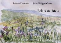 Jean-Phillipe Goetz et Bernard Sombret - Eclats de bleu.