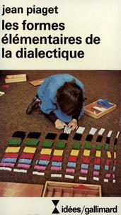 Jean Piaget - Formes élément de diable.