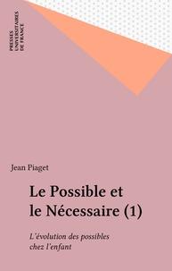 Jean Piaget et  Collectif - .